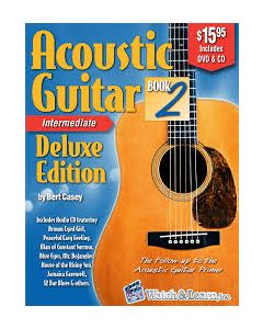 Watch & Learn Acoustic Guitar Book #2