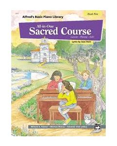 Alfred's All-In-One Sacred Course Lesson 5