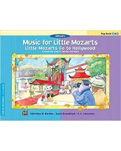Alfred's Little Mozarts Go To Hollywood 3 & 4