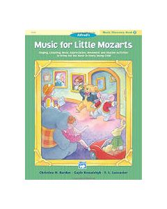 Alfred's Music For Little Mozarts Discovery 2