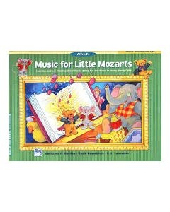 Alfred's Music For Little Mozarts Music Workbook 2