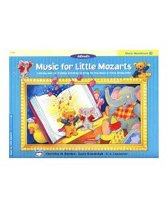 Alfred's Music For Little Mozarts Music Workbook 3