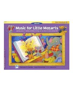 Alfred's Music For Little Mozarts Music Workbook 4
