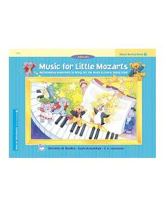 Alfred's Music For Little Mozarts Music Recital 3