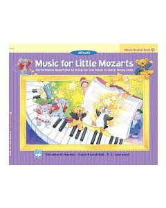 Alfred's Music For Little Mozarts Music Recital 4