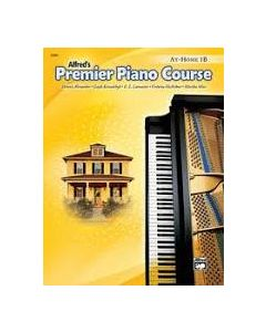 Alfred's Premier Piano Course At Home 1B