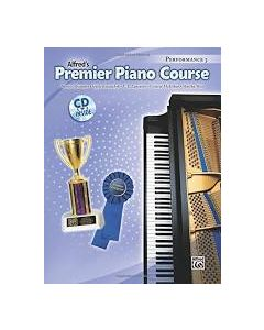 Alfred's Premier Piano Course Performance 3
