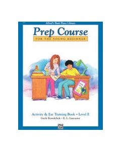 Alfred's For The Young Beginner Activity & Ear Training E