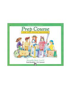 Alfred's Prep Course For The Young Beginner Notespeller C