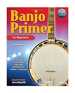 Watch & Learn Banjo Primer