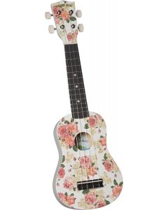 Diamond Head Flower Uke