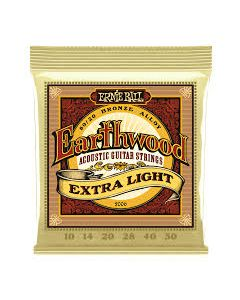 Earthwood Acoustic Strings Extra Light