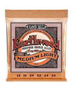 Earthwood Acoustic Phospor Bronze Alloy Medium-Light