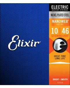 Elixir 12-string Strings