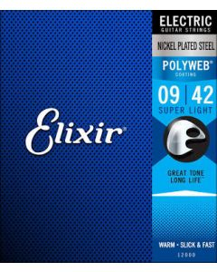 Elixir Polyweb Electric Strings Super Light