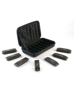 Honer Piedmont Blues Harmonica Set