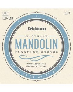 D'Addario Mandolin Strings Light