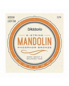 D'Addario Mandolin Strings Medium