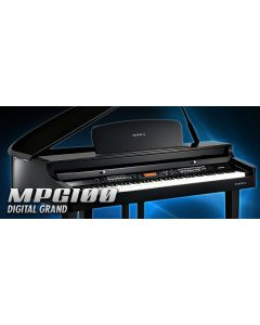 Kurzweil MPG100 High Polish Ebony