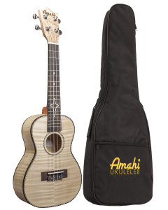 Amahi Classic Flamed Maple Concert