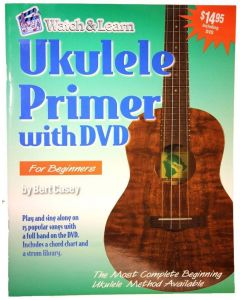 Watch & Leaen Ukulele Primer